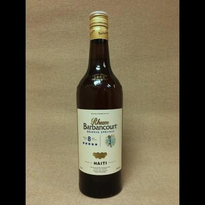 Barbancourt 8 ans - 70 cl