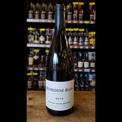 Domaine Pierre Boisson - Bourgogne blanc 2018