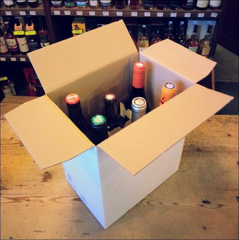 Box apero 6 bouteilles 1