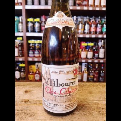 Clos Cibonne - Côtes de Provence Cru Classé Tradition rosé 2018