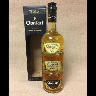 Clontarf Trinity - 3 x 20 cl