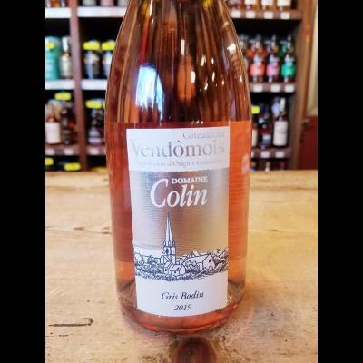 Domaine Patrice Colin - Coteaux du Vendômois rosé Gris Bodin 2019