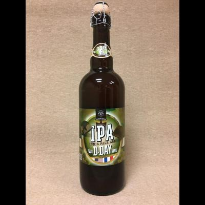 D-Day IPA - 75 cl
