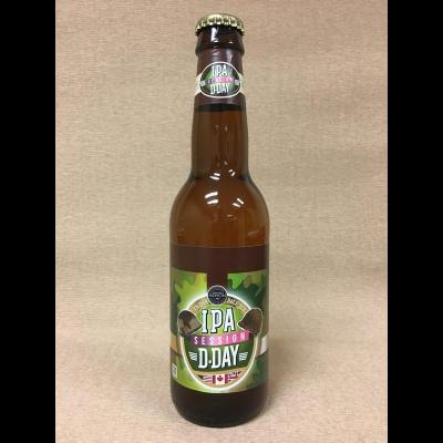 D-Day Session IPA - 33 cl