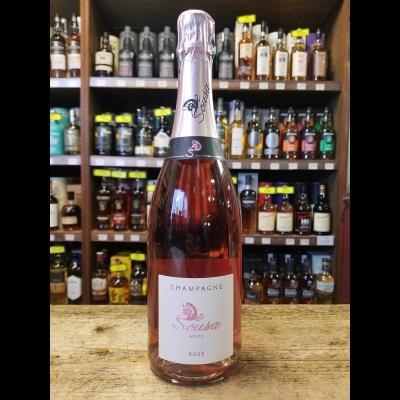 Champagne De Sousa Brut Rosé