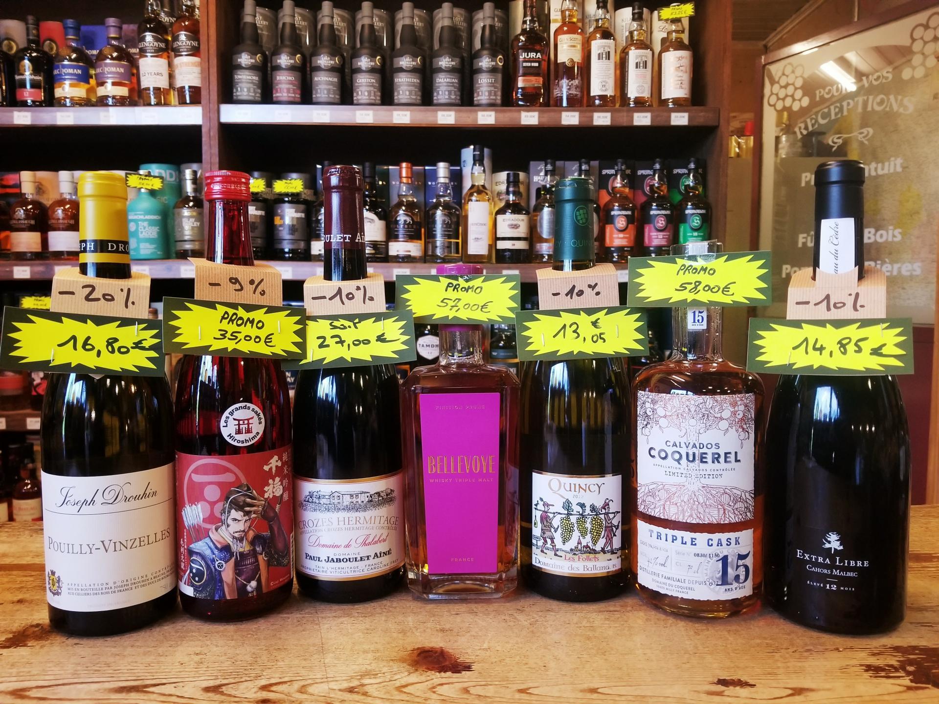 Foire aux vins et spiritueux automne2020