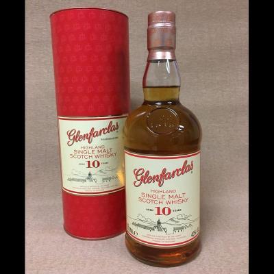 Glenfarclas 10 ans - 70 cl