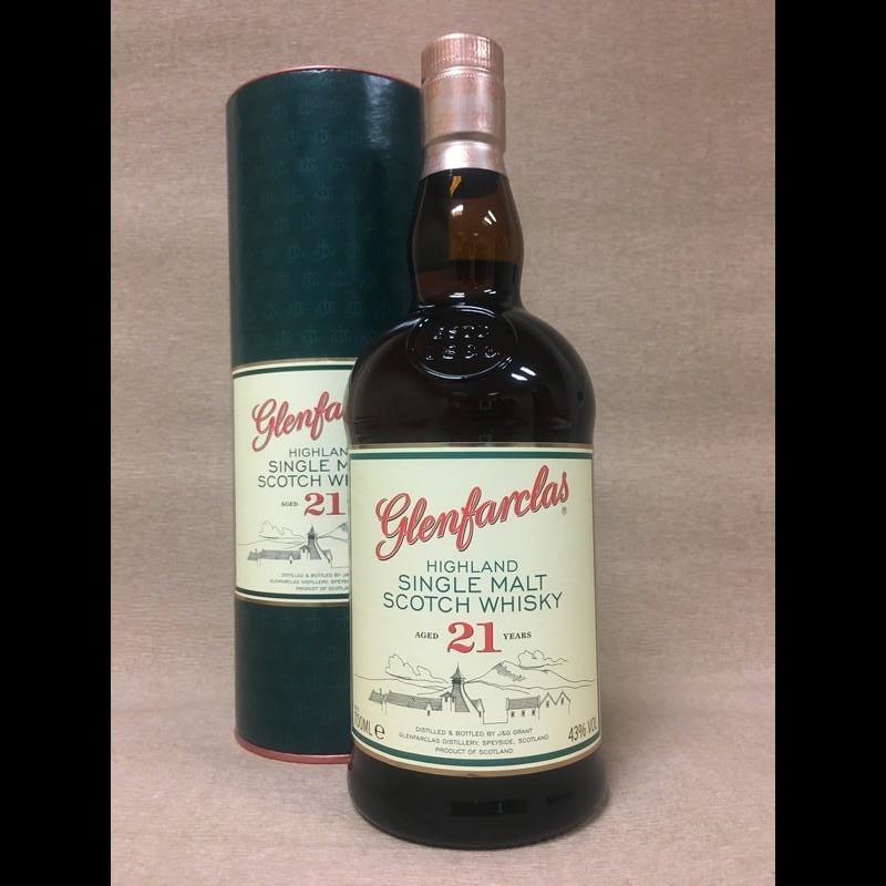 Glenfarclas21yo