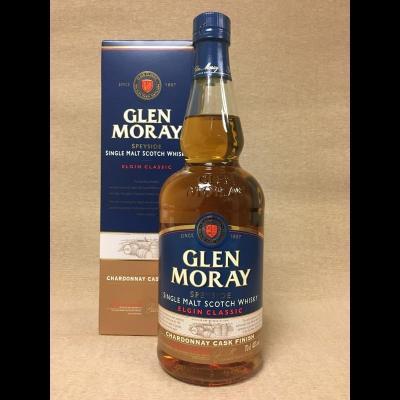 Glen Moray Chardonnay Cask Finish - 70 cl
