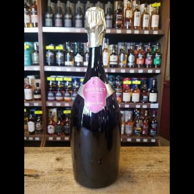 Champagne Gosset Grand Rosé Brut 1,5L