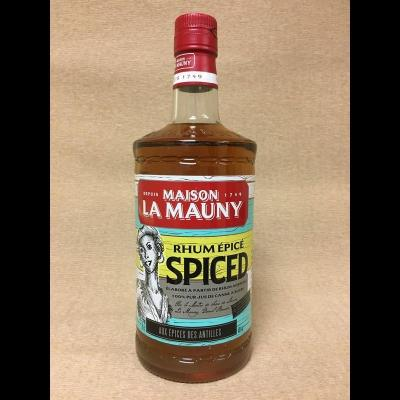 La Mauny Spiced - 70 cl