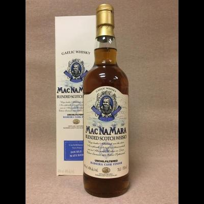 Mac Na Mara Madeira Cask finish - 70 cl