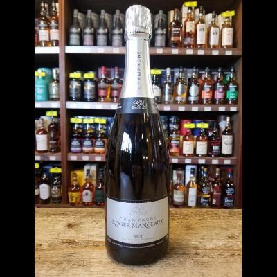 Champagne Roger Manceaux 1er cru Blanc de Blancs brut