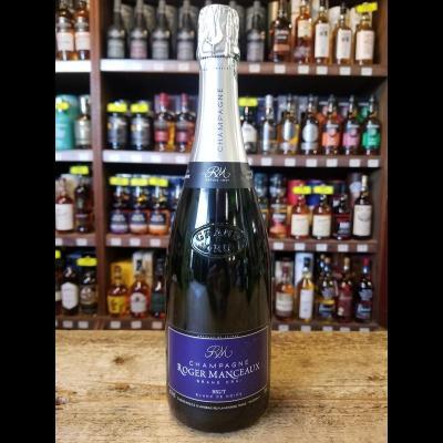 Champagne Roger Manceaux Grand Cru Blanc de Noirs brut