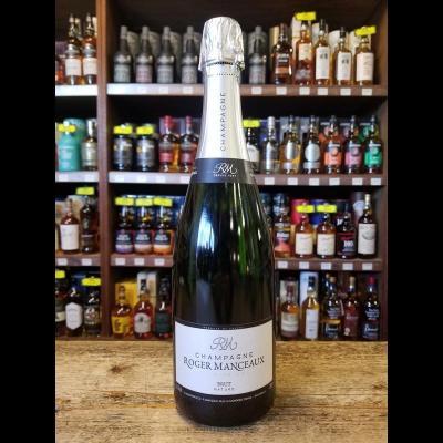 Champagne Roger Manceaux 1er cru Brut Nature