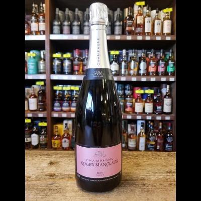 Champagne Roger Manceaux 1er cru Brut Rosé