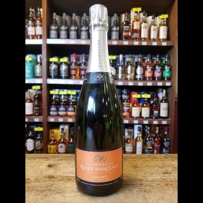 Champagne Roger Manceaux 1er cru 100% Pinot Meunier extra-brut