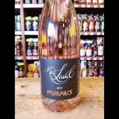 Mas Laval - Pays d'Hérault rosé Les Pampres 2019
