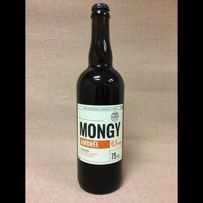 Mongy Ambrée - 75 cl