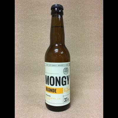 Mongy Blonde - 33 cl