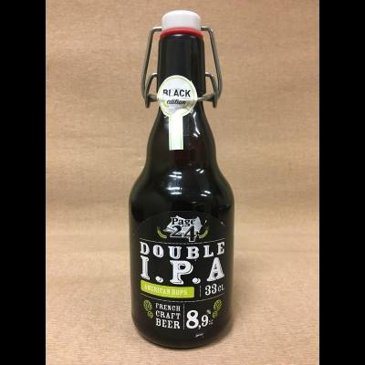 Page 24 Black Edition Double IPA - 33 cl