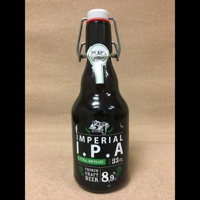 Page 24 Black Edition Imperial IPA - 33 cl