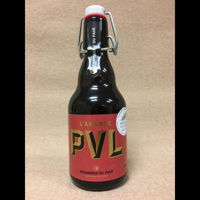 PVL Ambrée - 33 cl