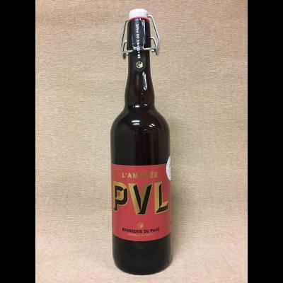 PVL Ambrée - 75 cl