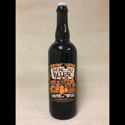 Bière du Reuze Ambrée - 75 cl