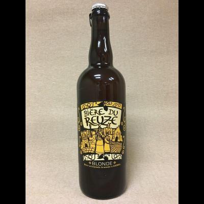 Bière du Reuze Blonde - 75 cl