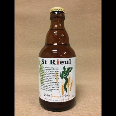 St Rieul Blonde - 33 cl