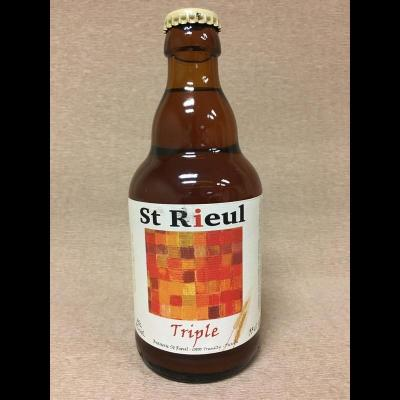 St Rieul Triple - 33 cl