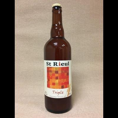 St Rieul Triple - 75 cl
