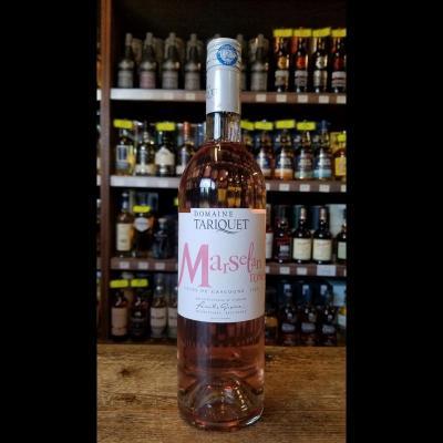 Domaine Tariquet - Côtes de Gascogne Marselan rosé 2020