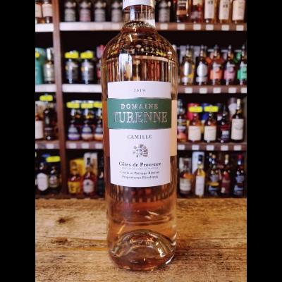 Domaine Turenne - Côtes de Provence rosé Camille 2019
