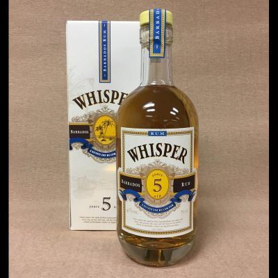 Whisper 5 ans - 70 cl